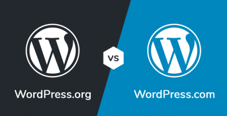WordPress.org VS WordPress.com by adebowalepro